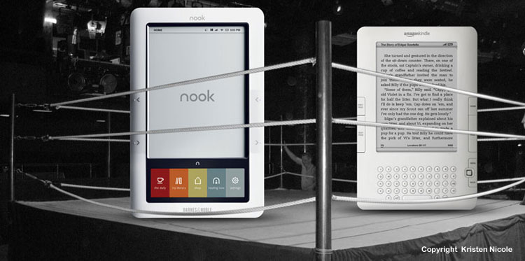 Kindle Cashback Nook