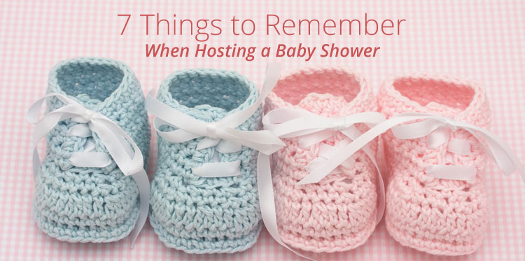 things to remember when hosting a baby shower dubli blog
