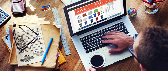 Get Paid to Shop Online. The Best of Both Worlds