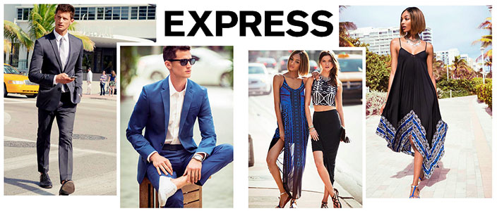 Weekly Deal: Express