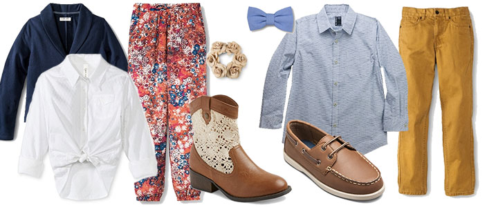 Stylish Easter Outfits Under $100 for Boys and Girls