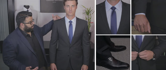 How a Suit Should Fit The Art of Manliness Video