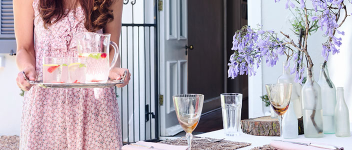 How to Throw the Most Beautiful Garden Party, Ever