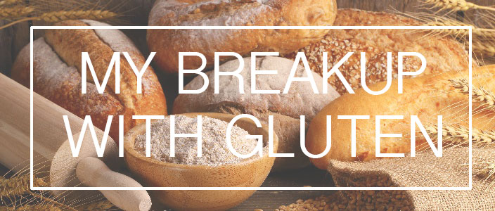 My (Temporary) Breakup with Gluten