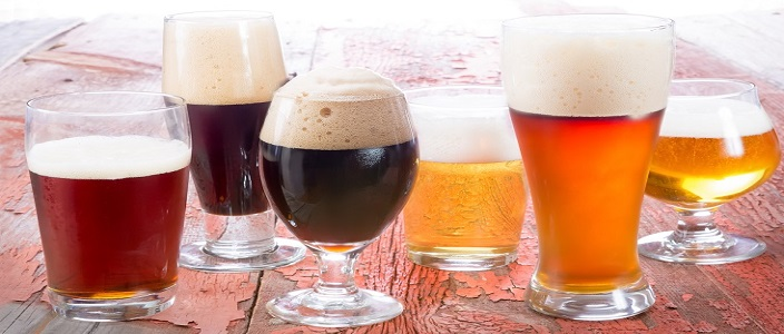 Beer Glassware: Proper Serving and Proper Savings