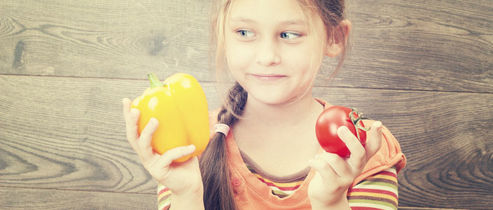 Easy Ways to Get Kids to Eat More Veggies