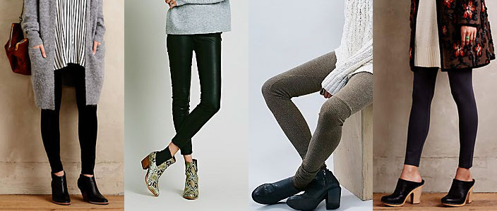 Fall Fashion: Look Good in Leggings at Any Age