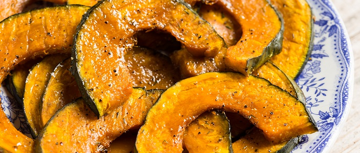 No Trick: Roasted Pumpkin Is a Healthy Halloween Treat