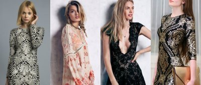 To Splurge or Save: New Year's Eve Dresses for Every Budget