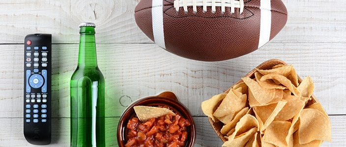 Kick Off Your Party with Boozy Big Game Snacks