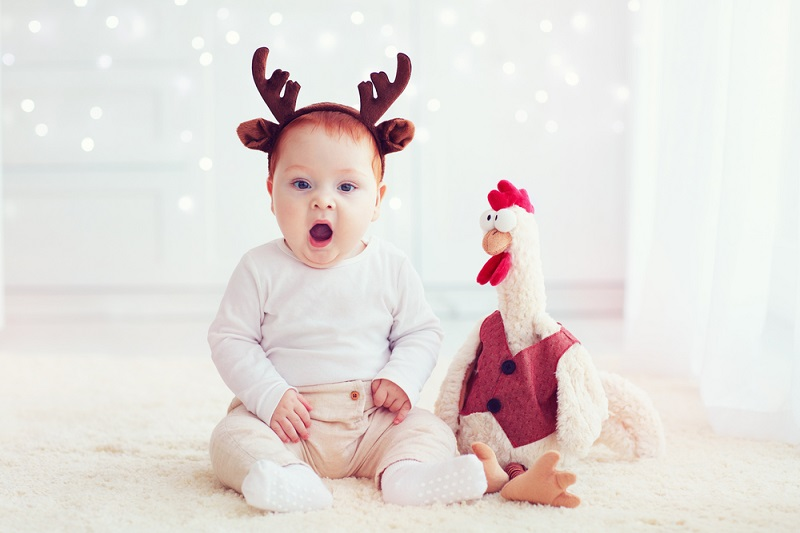 What Every Baby Needs to Make This Christmas Magical