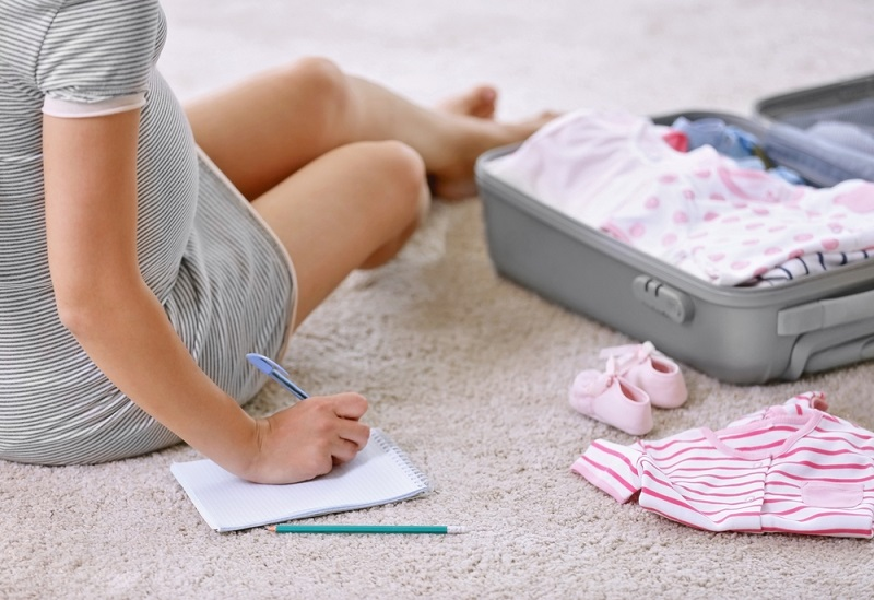 The Expectant Mother's Ultimate Hospital Bag Checklist