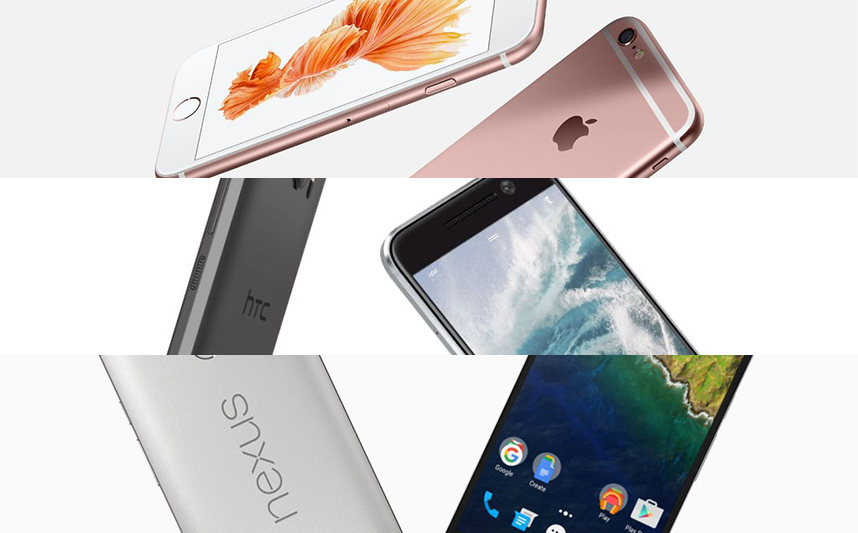 The Ultimate Smartphone Buyer's Guide for 2016