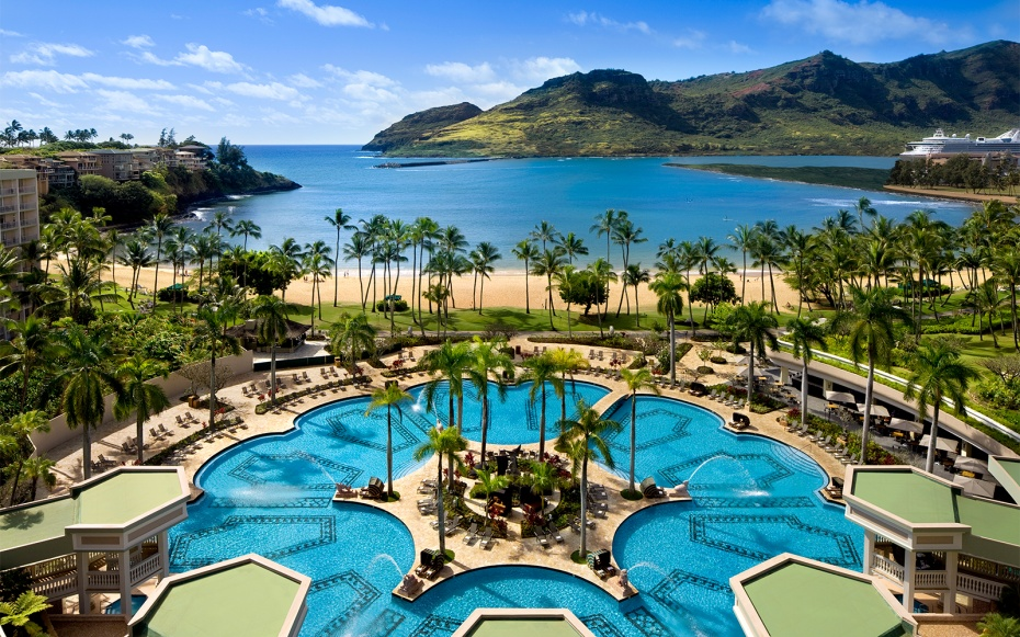 The Dreamiest Marriott Hotels and Resorts in the U.S.