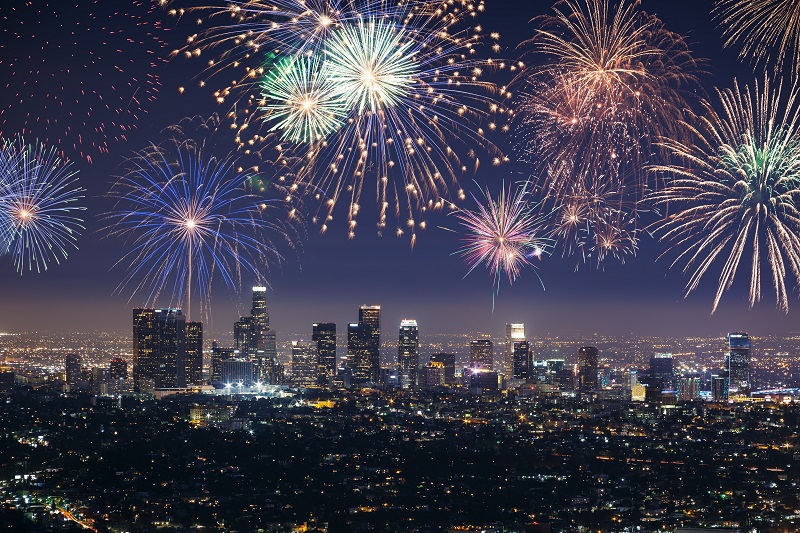 5 Great Places (Other than New York) to Spend New Year's